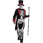 Teen Mr Bone Jangles Costume