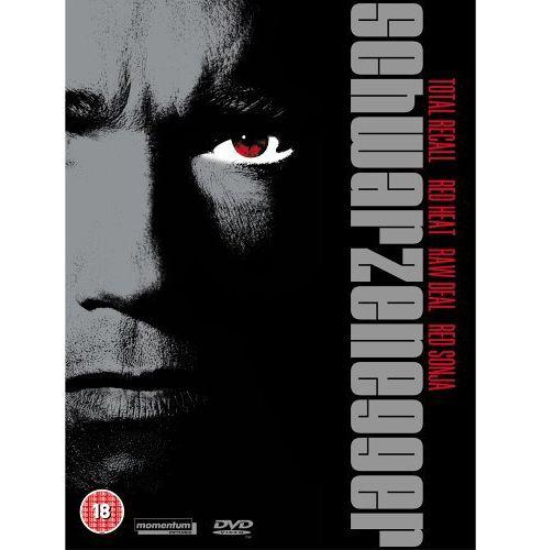 Schwarzenegger (DVD Boxset)