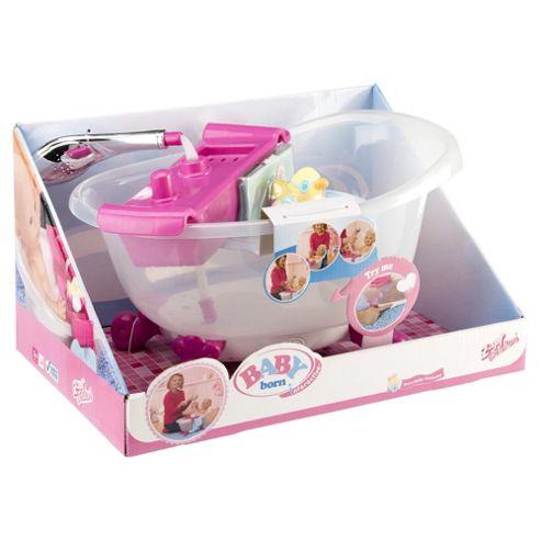 Baby Born Interactive Bathtub With Duck