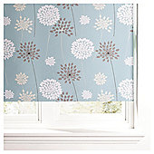 Meadow Blackout Roller Blind 120cm Soft Teal