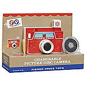 Fisher-Price Classics Changeable Picture Disk Camera