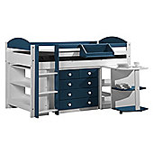 Max Cabin Bed - Blue