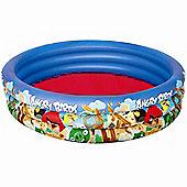 Angry Birds 3 Ring Paddling Pool - 96108