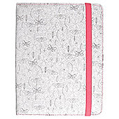 Trendz 7 In Universal Drawing In Tablet Case Pink Floral