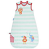 Grobag Sleepy Circus 1 Tog Sleeping Bag (0-6 Months)