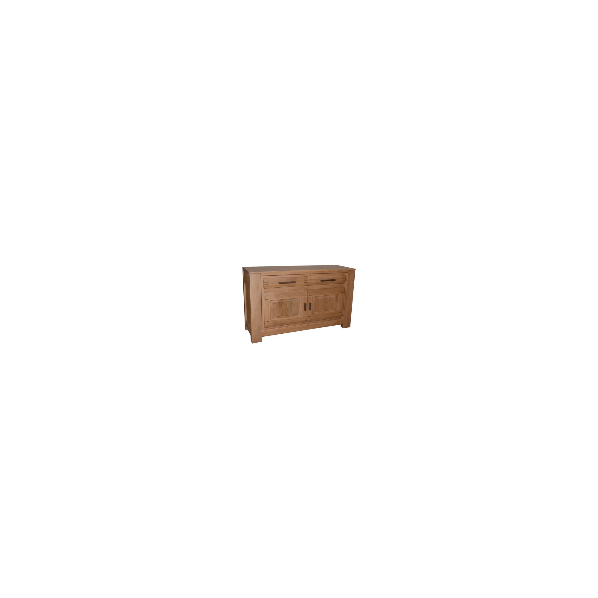Sherry Designs Newbury Dining Small Oak Sideboard at Tesco Direct