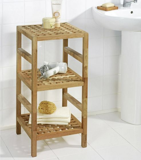 Wenko Nordic Bathroom Shelf