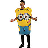 Minion Dave - Adult Costume Size: 40-44