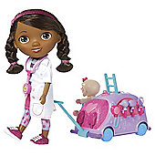 Doc McStuffins Walk N Talk Doc Doll