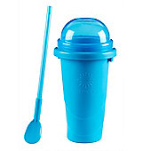Chillfactor Squeeze Cup Slushy Maker Colour Blast Blue