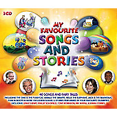 My Favourite Songs And Stories (3Cd)