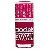 Models Own HyperGel Nail colour -Red Luster