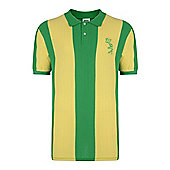 West Brom 1978 Away Shirt - Green & Yellow