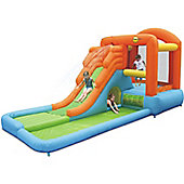 Giant Airflow Bouncy Castle and Pool