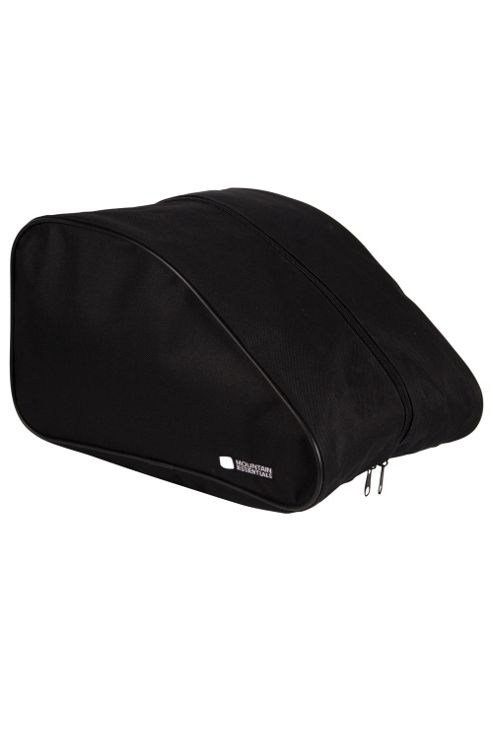 Mountain Warehouse Water Resistant Bootbag Plain - Black