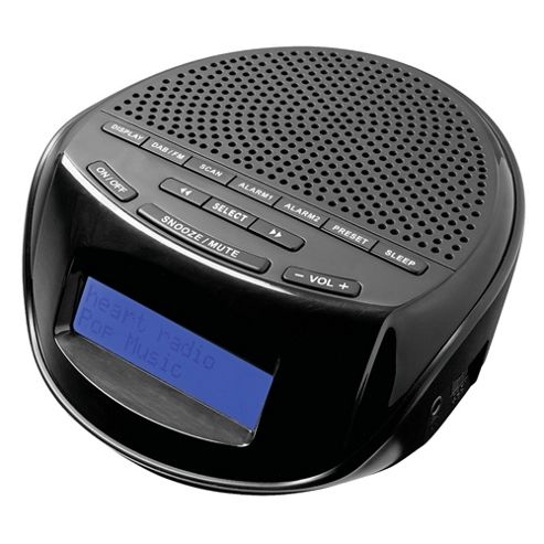 buy tesco cr112tb digital clock radio from our clock radio range tesco. Black Bedroom Furniture Sets. Home Design Ideas