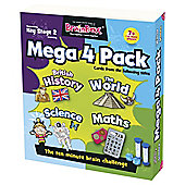 Brainbox Mega 4 Pack Ks2