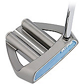 Rife Mens 2 Bar Hybrid Mallet Long Putter Right Hand