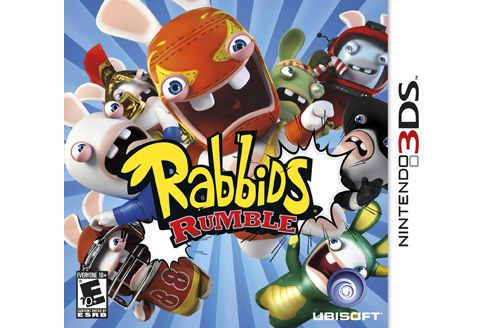 Raving Rabbids Rumble (3D)