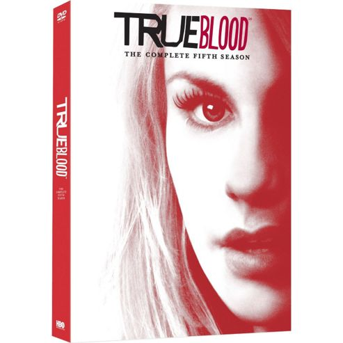 True Blood - Season 5 (DVD Boxset)
