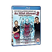 An Idiot Abroad: Series 1 And 2 - Complete (DVD Boxset)