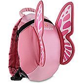 LittleLife Animal Toddler Daysack with Rein - Butterfly