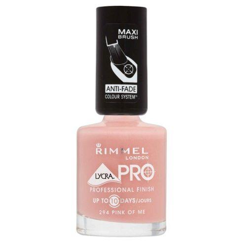 Rimmel Lycra Pro Nail Polish - Pink Of Me