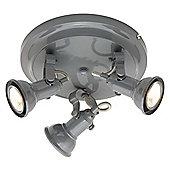 Brilliant Almira 3 Light Ceiling Spotlight