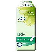 Tena Lady Normal - 12 Pack.
