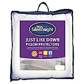 Silentnight Just Like Down Pillow Protectors