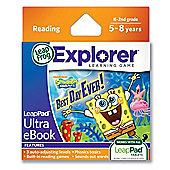 LeapFrog LeapPad Sponge Bob Best Day Ever