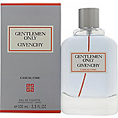Givenchy Gentlemen Only Casual Chic Eau de Toilette (EDT) 100ml Spray For Men