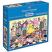 Kittys Vintage 1000 piece jigsaw