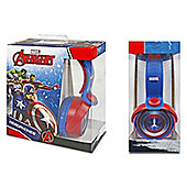 Marvel Avengers Captain America Stereo Headphones