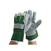Briers Bo380 Reinforced Rigger Glove Green Lge