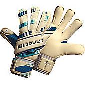 Sells Total Contact Pro Aqua Junior Goalkeeper Gloves - White