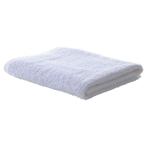 Value Bath Sheet, White