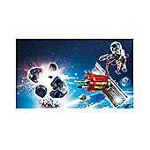 Playmobil City Action Space Satellite Meteoroid Laser Set