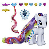 My Little Pony Cutie Mark Magic Styling Strands Rarity Figure