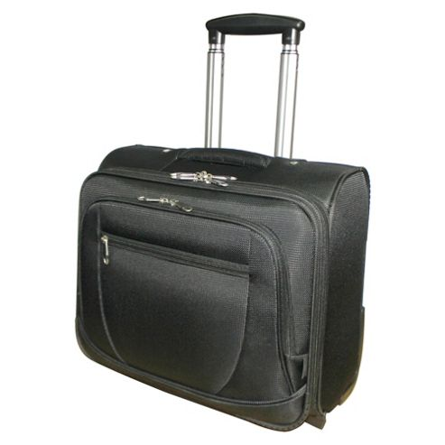 Tesco 2-Wheel Business Case, Black