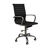 Casino Black Office Chair