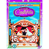 Cindarella - Royal Edition (DVD)
