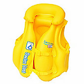 Bestway Premium Swim Vest Yellow