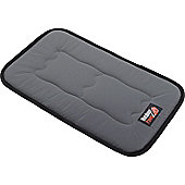Outdoor Paws Charcoal Dog Crate Mattress - Small