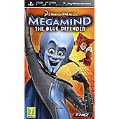 Dreamworks Megamind - The Blue Defender - PSP