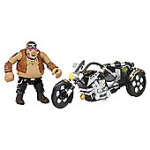 Turtles Movie 2 Bebop With Trike