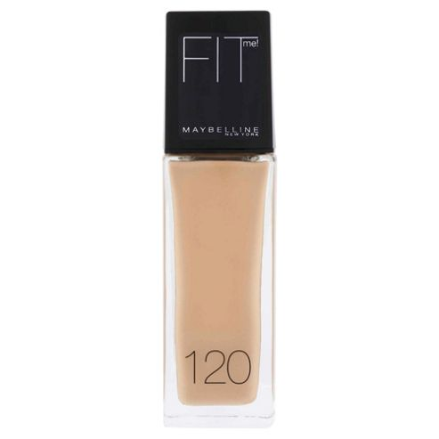 Maybelline Fit Me Foundation 120 Classic Ivory
