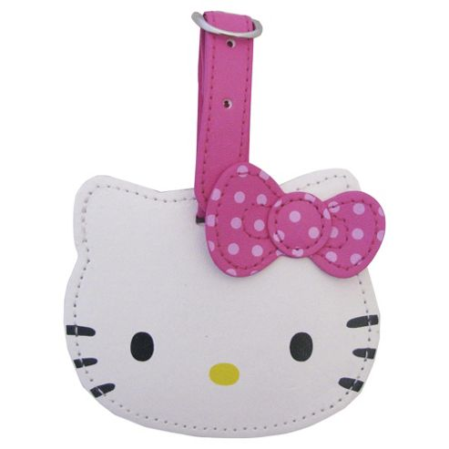Hello Kitty Kids' Luggage Tag