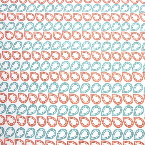 Allihopa Wrap - Letterpress Ahoy