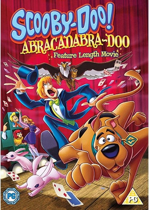 Scooby-Doo! Abracadabra-Doo (DVD)